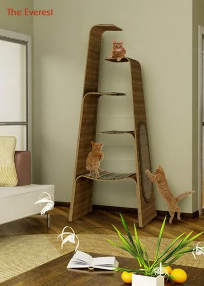 Rustic Cat Furniture