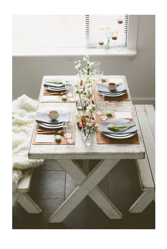 Rustic farm table all colors available