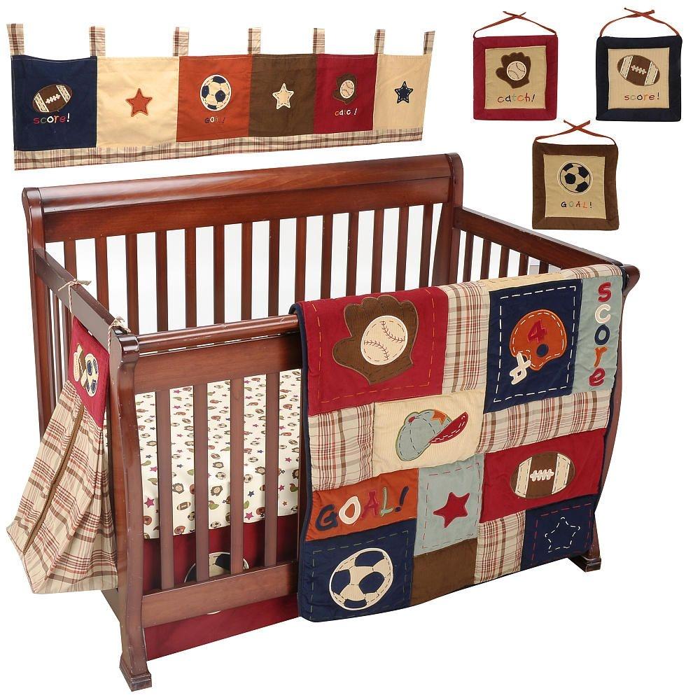 Rustic Nursery Bedding