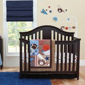 Baby Boy Sports Crib Bedding Sets - Foter