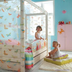 Toddler Bed With Pull Out