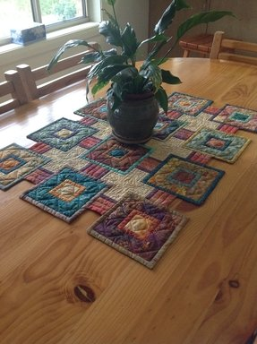 Unique table runners 1