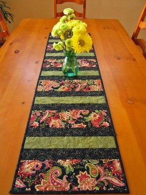 Unique table runners 10