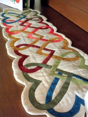 Unique table runners 3