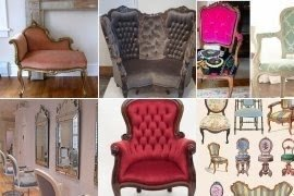 Victorian Chair Styles