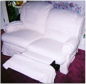 White Recliner Slipcover Ideas On Foter