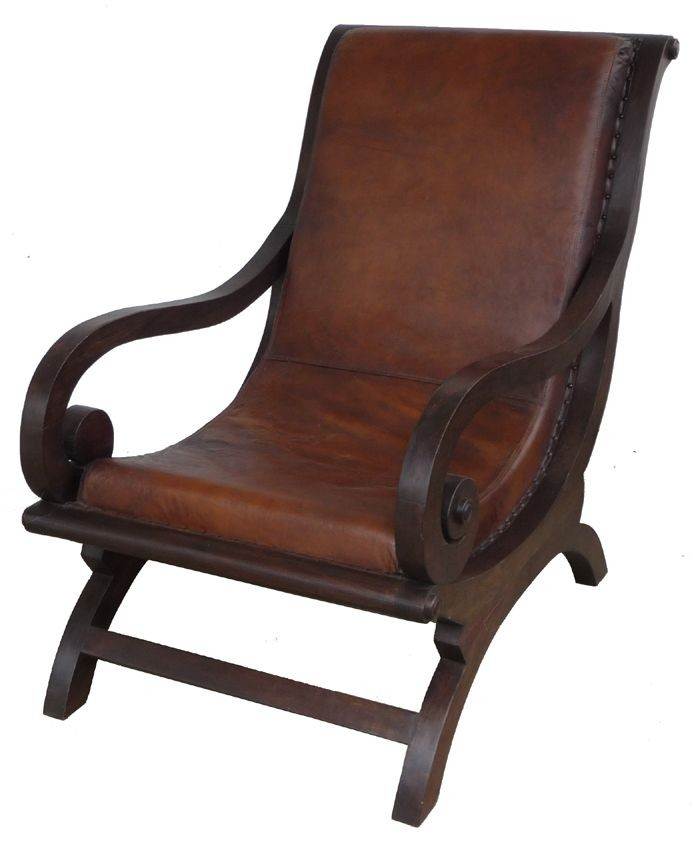 Wonderful Wood Armchairs