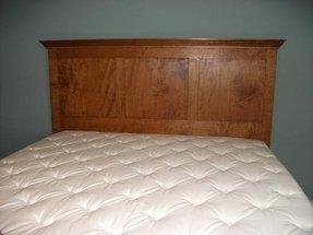Wooden King Size Headboard 1