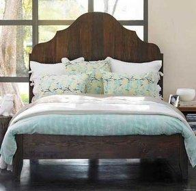 Wooden Bed Frame Platform