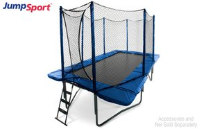 10ft trampoline without enclosure