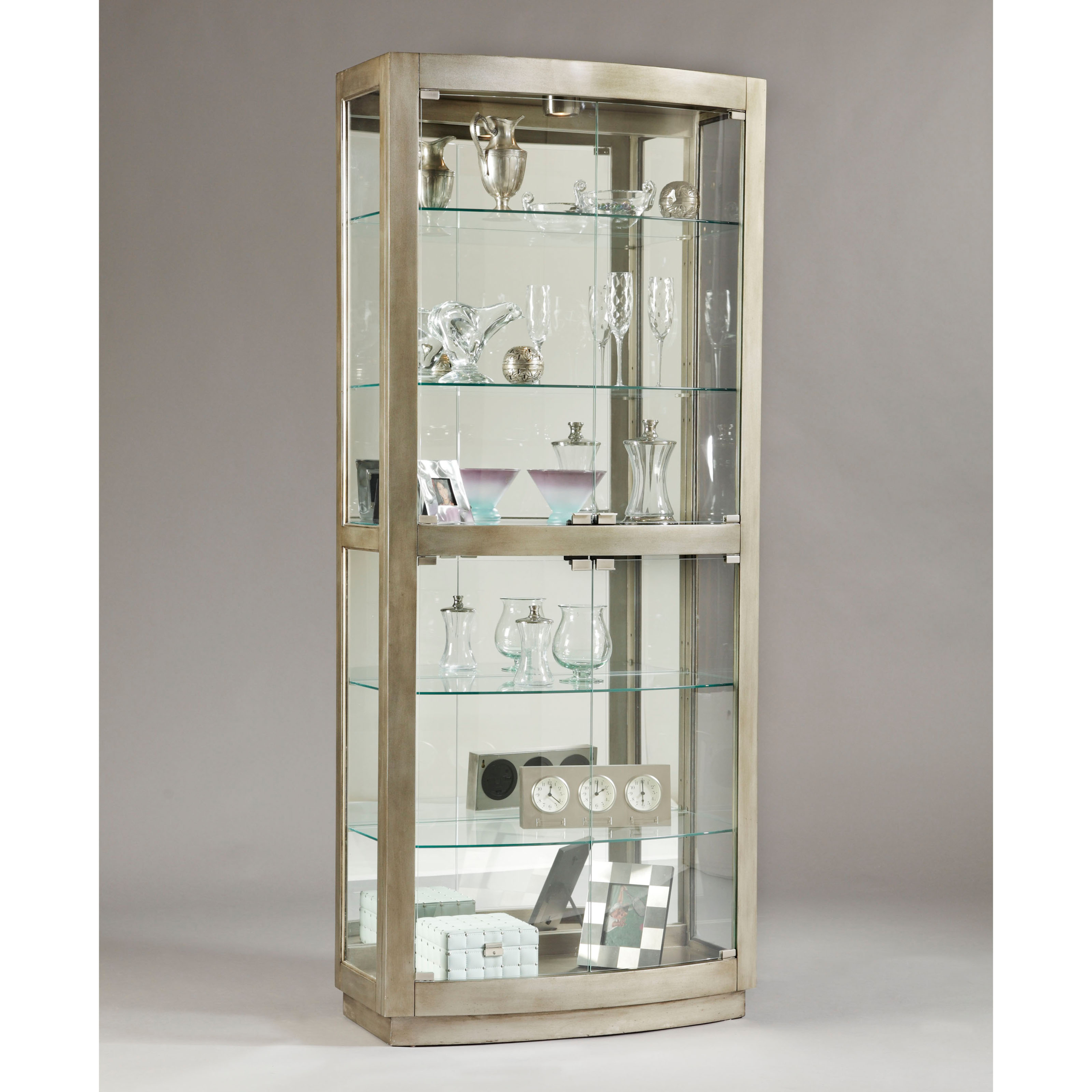 1930s Glass Display Cabinet
