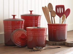 Antique canister sets