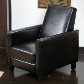 Excellent Apartment Size Recliners Ideas On Foter Onthecornerstone Fun Painted Chair Ideas Images Onthecornerstoneorg