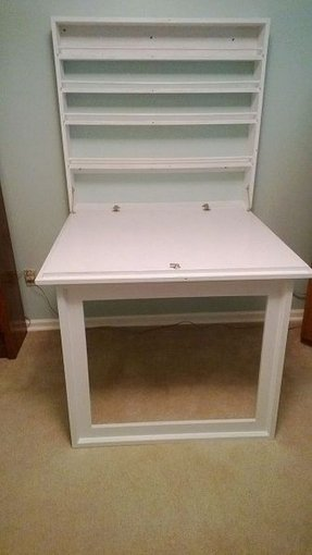 Kids Art Table With Storage Foter