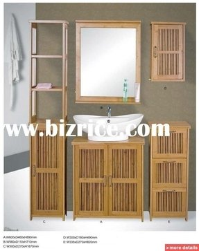 Bamboo Bathroom Furniture Ideas On Foter