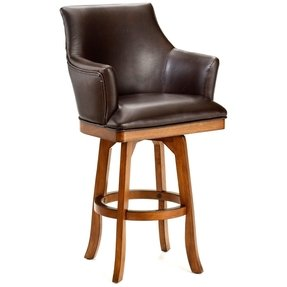 Bar stools with backs and arms 5