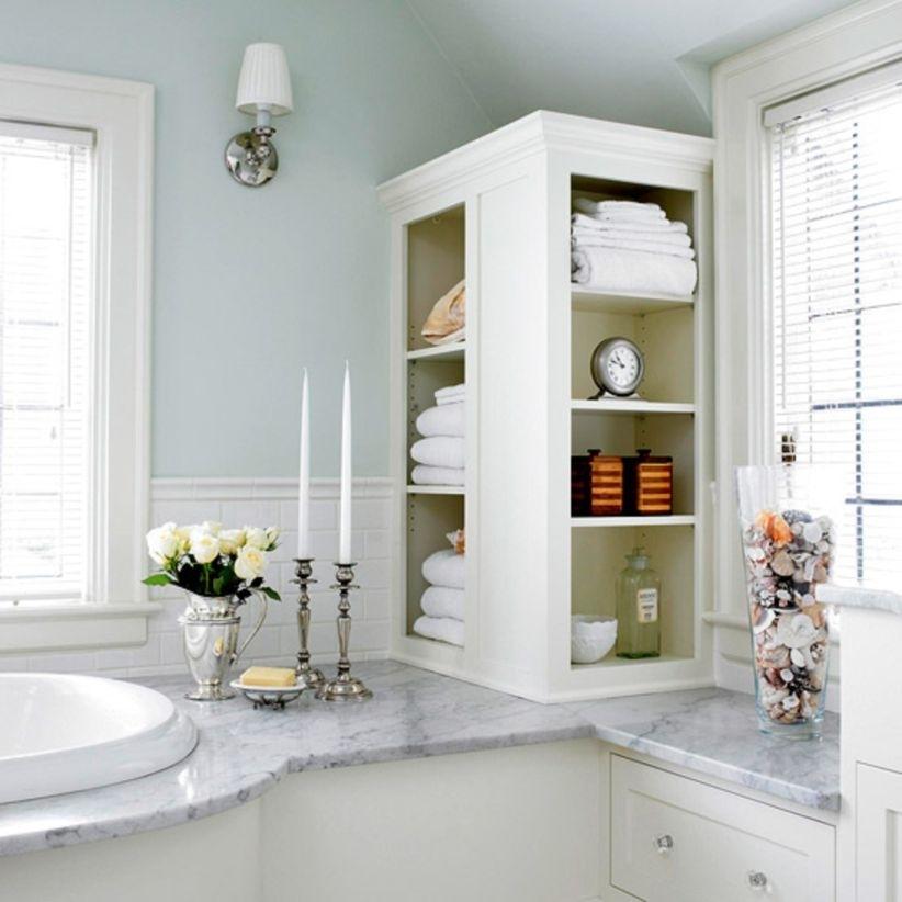 Ordinaire Bathroom Countertop Storage Cabinets