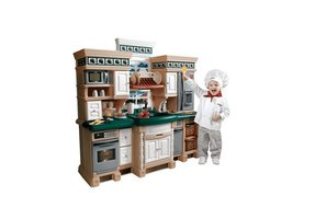 kids wooden play kitchen foter. Black Bedroom Furniture Sets. Home Design Ideas