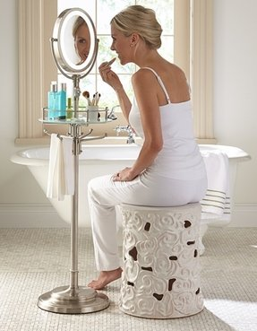 Makeup Vanity Table With Lights Foter
