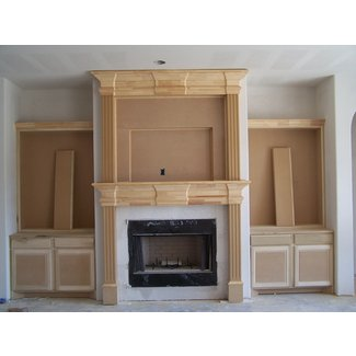 Building an electric fireplace