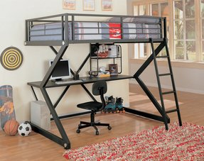 Bunk Beds Full Size Bottom