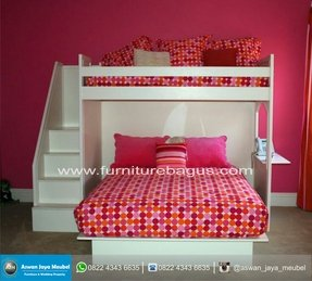 Bunk Beds With Staircase Foter