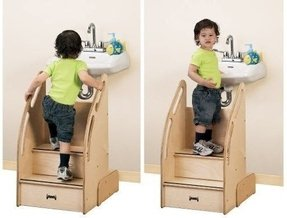 Diy Toddler Toilet Stool