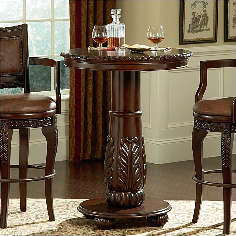 Superieur Cherry Wood Pub Table