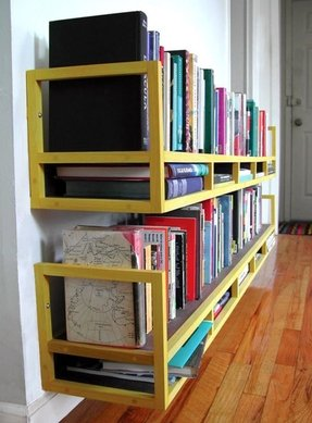 Childrens bookshelf plans