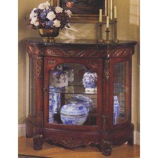 Console Curio Cabinets 5
