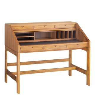 Contemporary roll top desk 1
