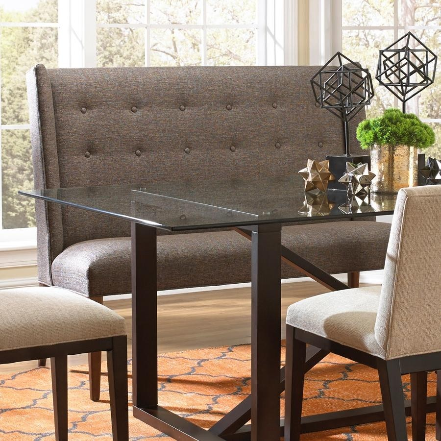 Curved Dining Benches With Backs Dining room ideas