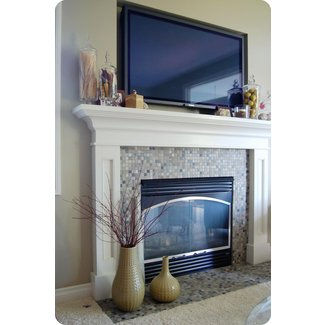 Diy electric fireplace