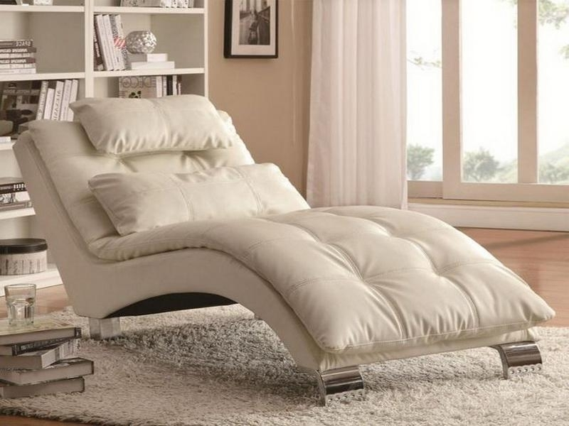 Double Chaise Lounge Chair Indoor