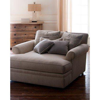 Incroyable Double Chaise Lounge Indoor 1