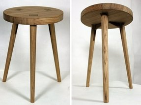 Flat pack designs clever furniture wooden stools swedish furniture