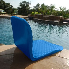 Foam pool chair 2
