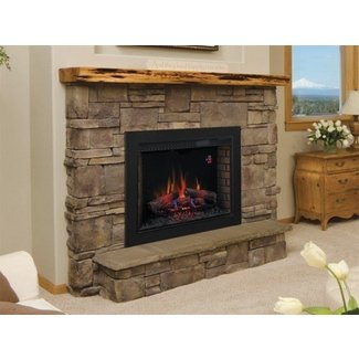 How to build electric fireplace