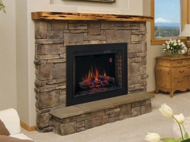 Electric Fireplace Mantels Surrounds   Ideas On Foter