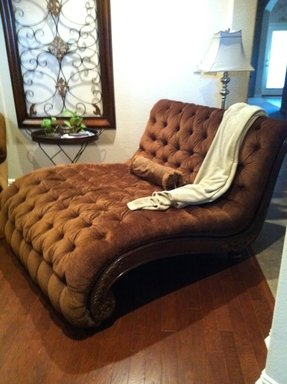 Double Chaise Lounge Indoor - Foter