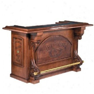 Jack daniels tennessee traditions jd 77 bar with mahogany finish