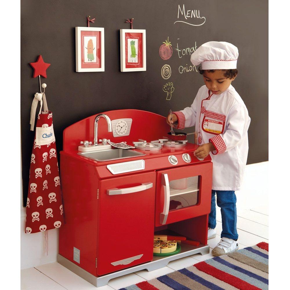 Kidkraft Red Vintage Kitchen Ideas