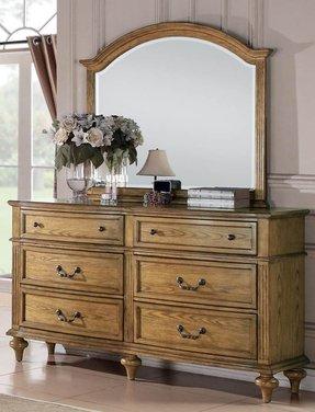 Light Oak Dresser 2