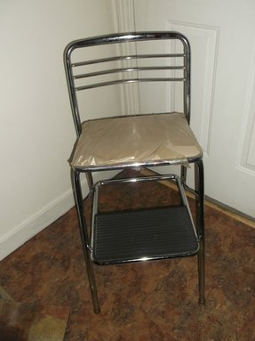 Awe Inspiring Padded Step Stools Ideas On Foter Short Links Chair Design For Home Short Linksinfo