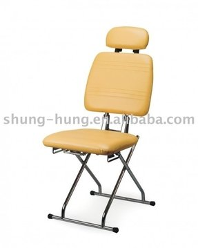 Portable styling chair