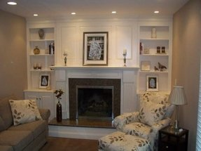 Electric fireplace with bookshelves foter primitive fireplaces teraionfo