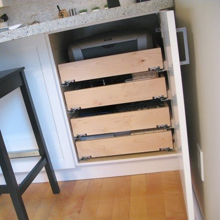 Printer Cabinet With Storage