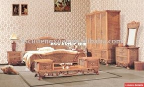 Rattan Bedroom Furniture - Foter