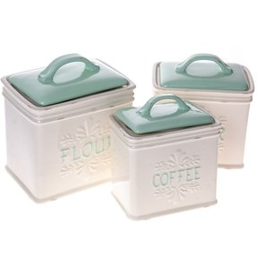Country Kitchen Canister Set - Ideas on Foter