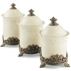 Set of 3 canisters 4